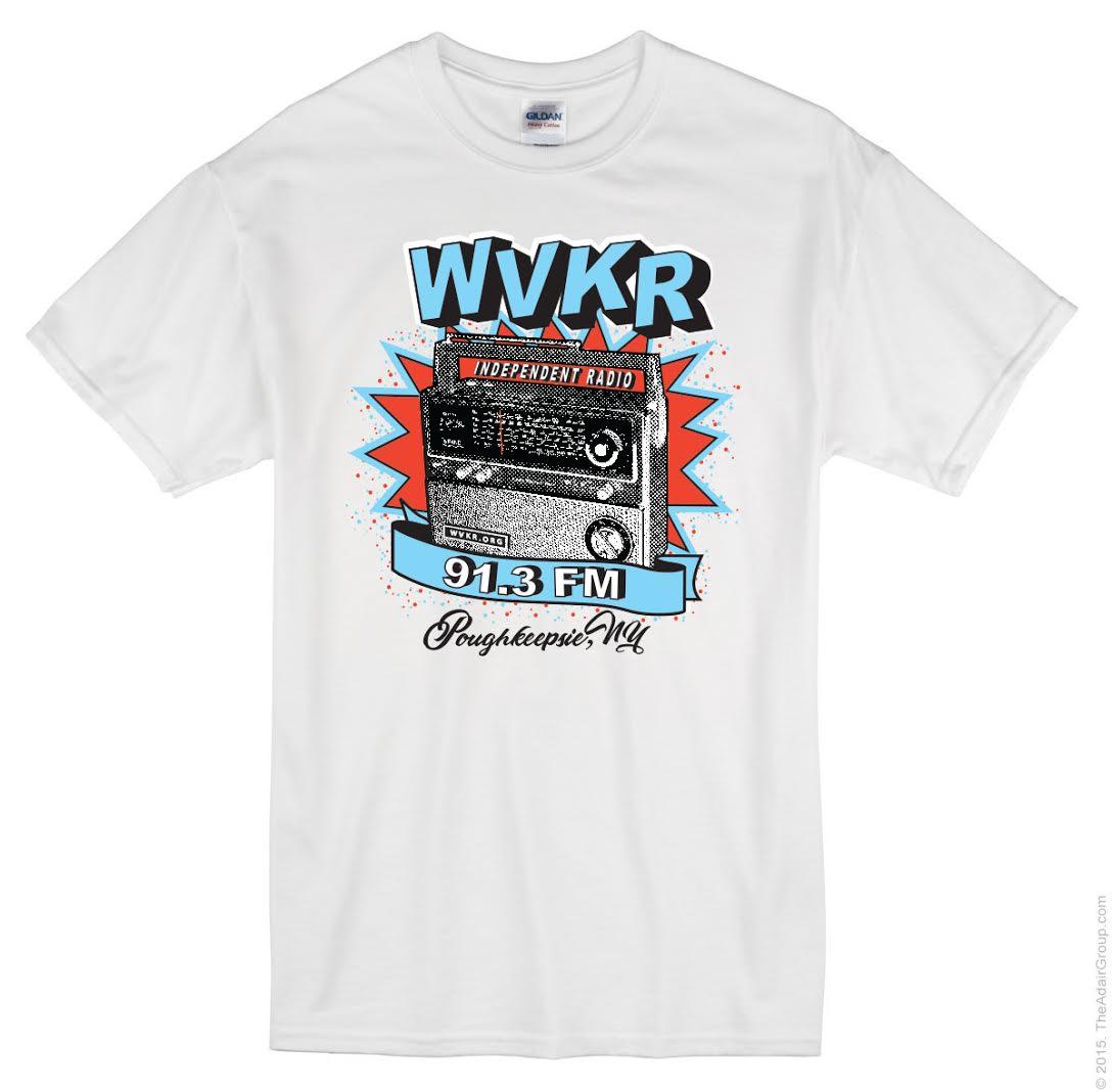 Love Worlds Best Radio Presenter Ladies T Shirt Gift Work